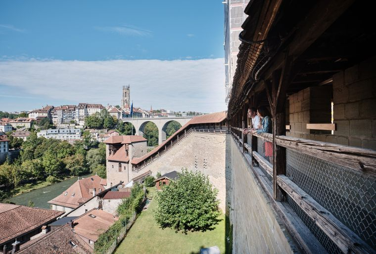Spaziergang auf den Stadtmauern von Freiburg c Pascal Gertschen.jpg