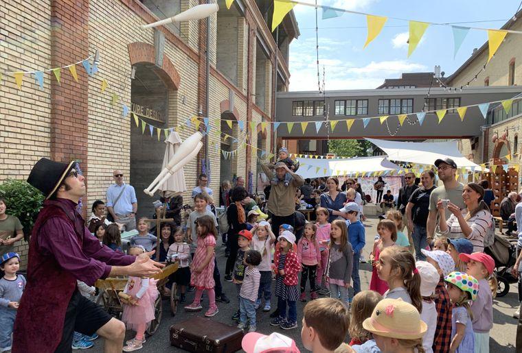 Mühlerama Tiefenbrunnen EinChorn Familienfest_2.jpg