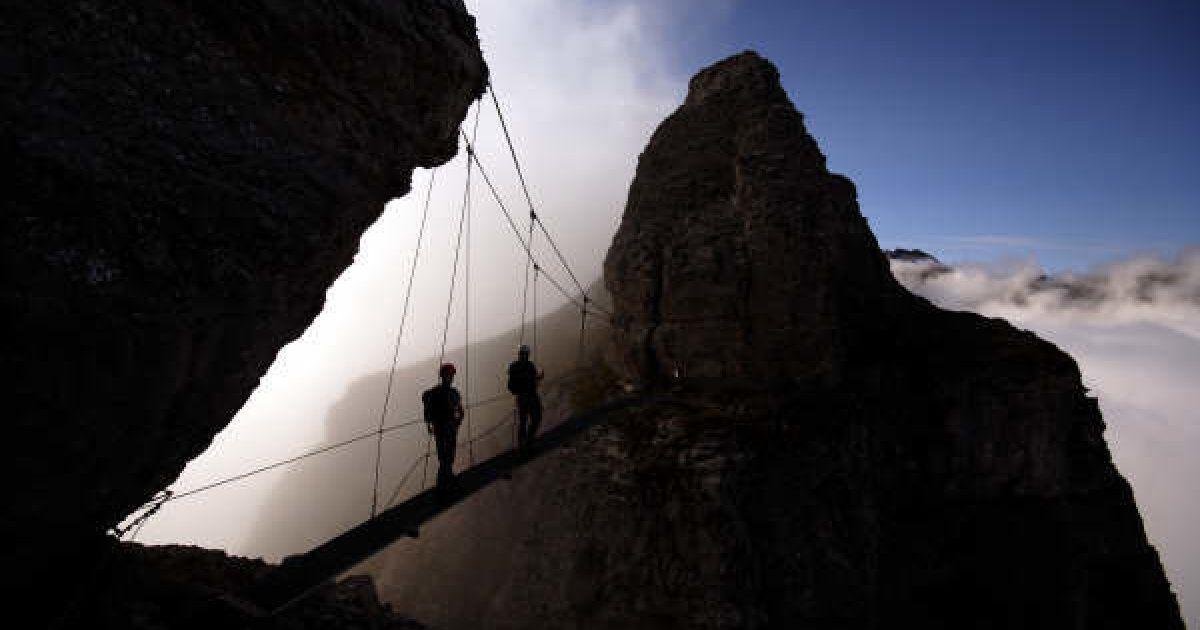 Klettersteig Basel : Bergfex sehenswürdigkeiten klettersteig mürren gimmelwald