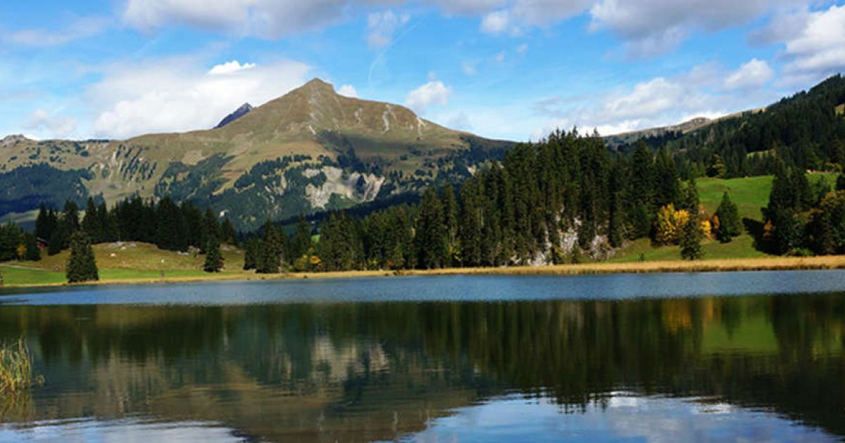 Die schönsten Bergseen der Schweiz: Lauenensee