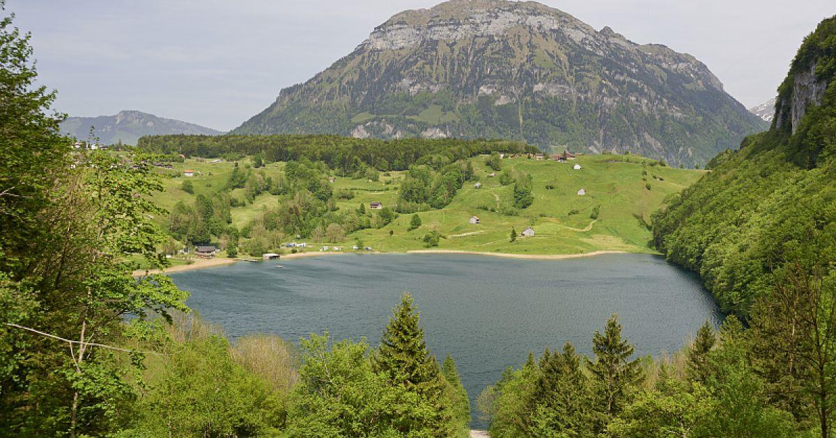 Die schönsten Bergseen der Schweiz: Seelisberger See