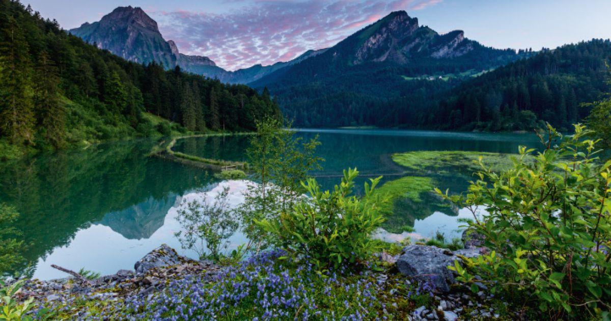 Die schönsten Bergseen der Schweiz: Obersee bei Näfels