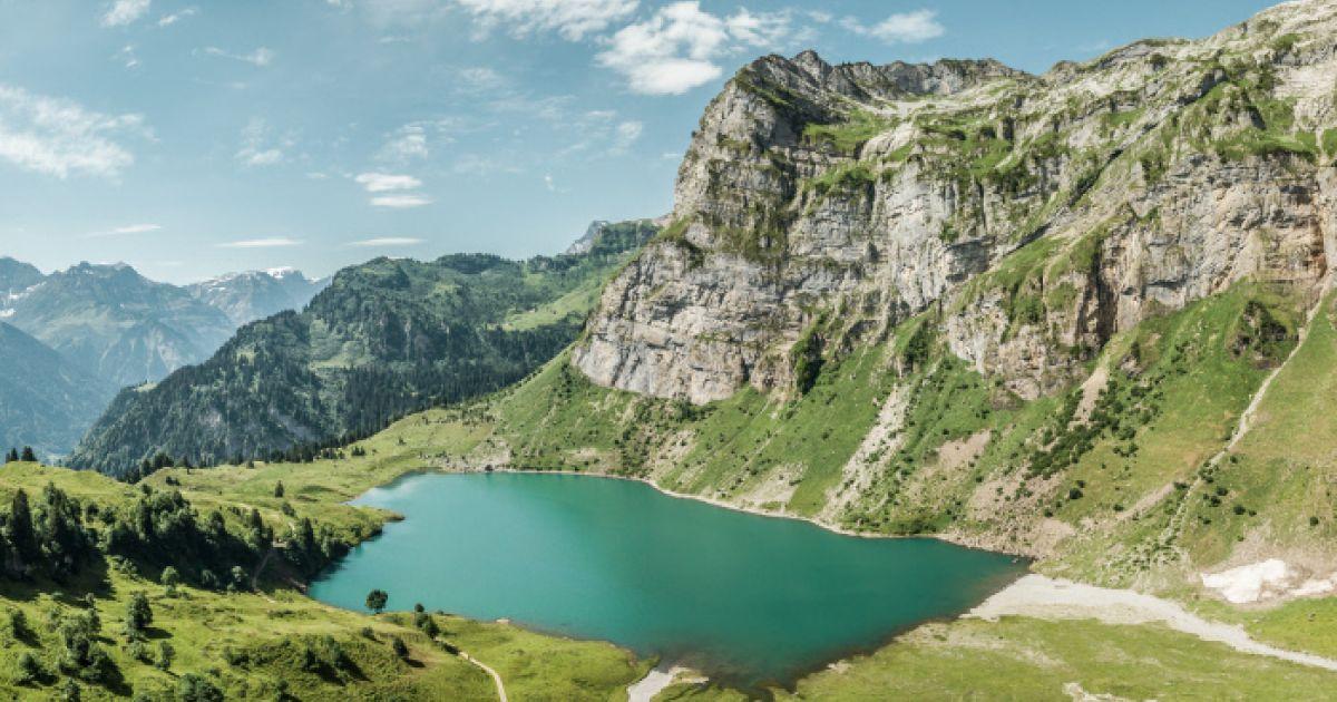 Die schönsten Bergseen der Schweiz: Oberblegisee