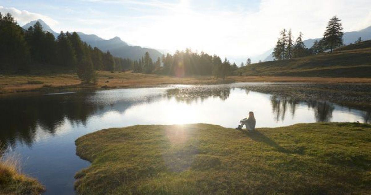 Die schönsten Bergseen der Schweiz: Lai Nair