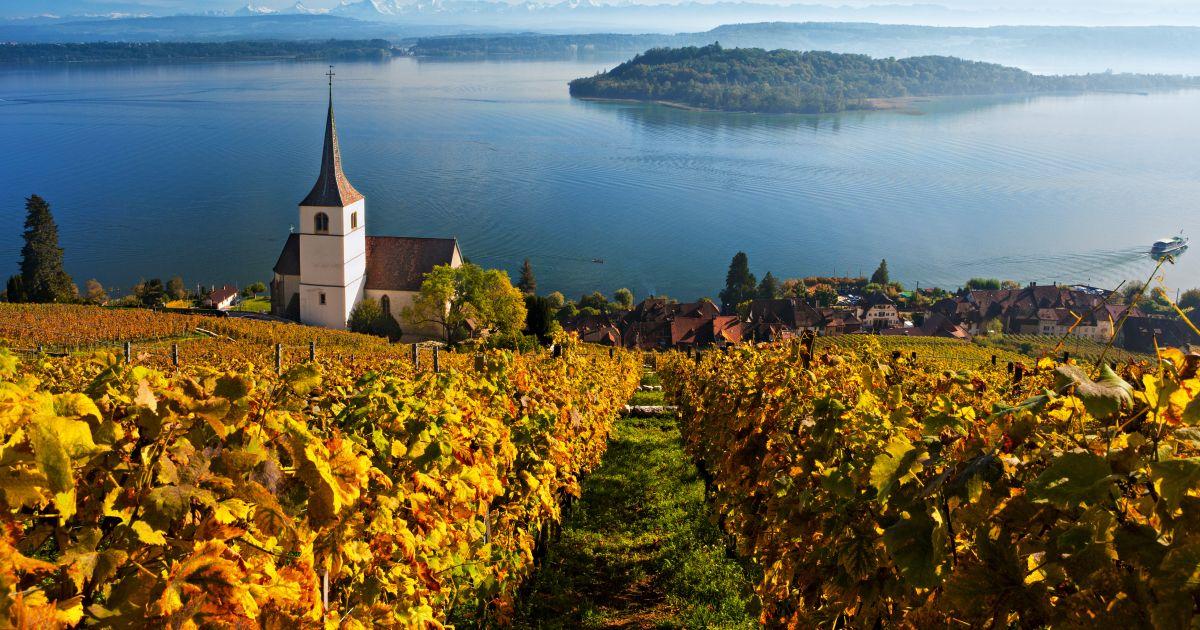 Die schönsten Inseln der Schweiz: St. Petersinseln im Bielersee