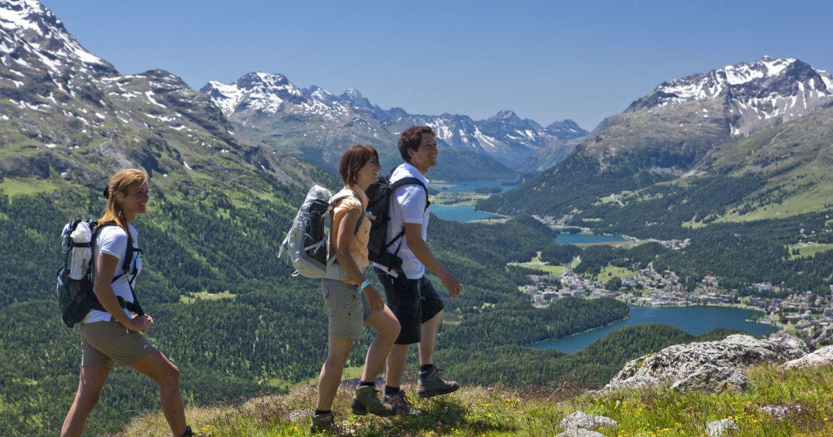 Sportliche Ferien in den Arenas Resorts Schweiz