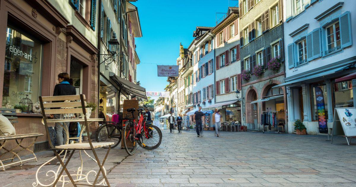 Rheinfelden: bei einer Stadtführung Rheinfelden entdecken