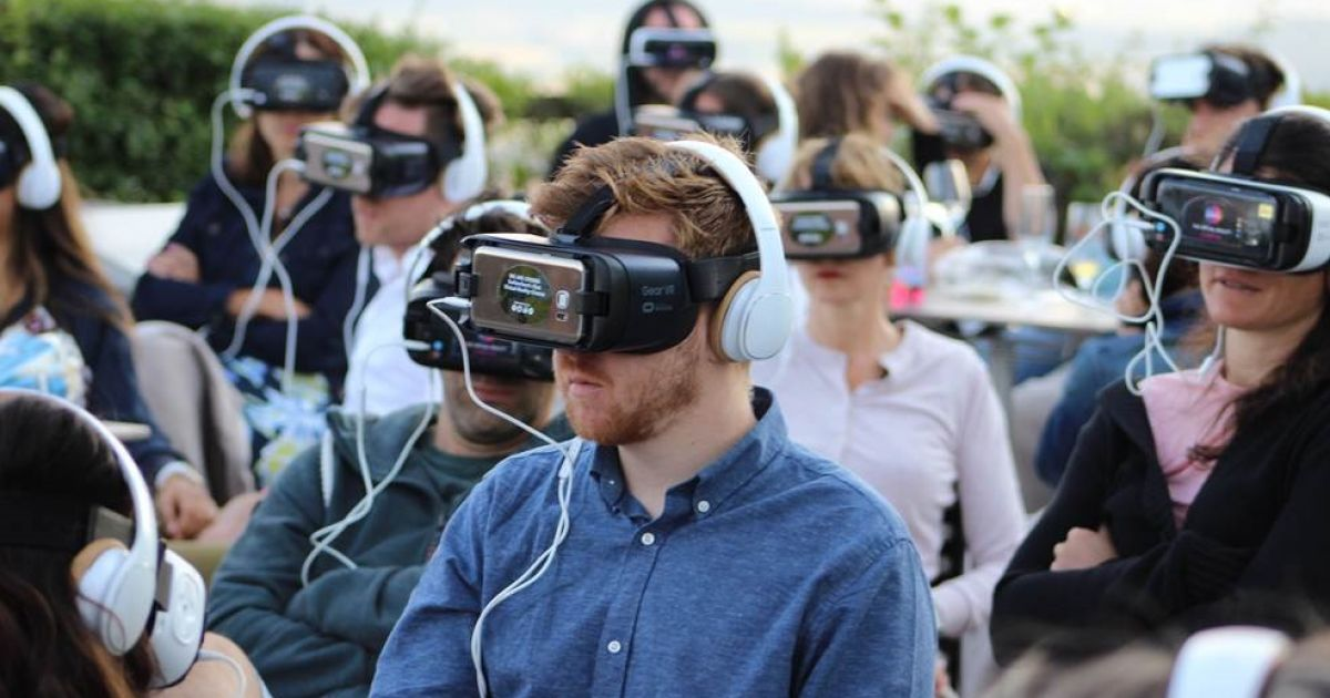 Die besten Open Air Kinos der Schweiz: Virtual Reality Open Air Kino