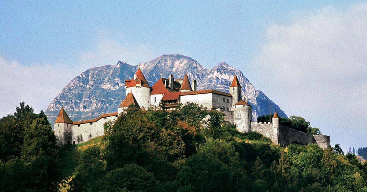 Schloss Greyerz