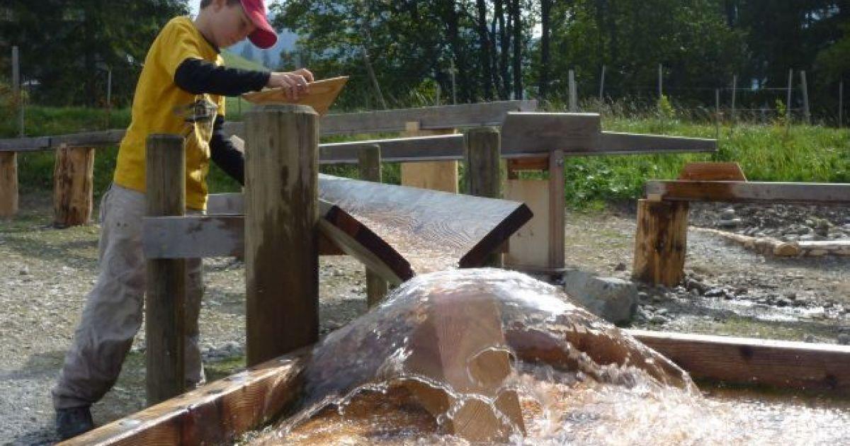 Naturspielplatz Gwunderwasser