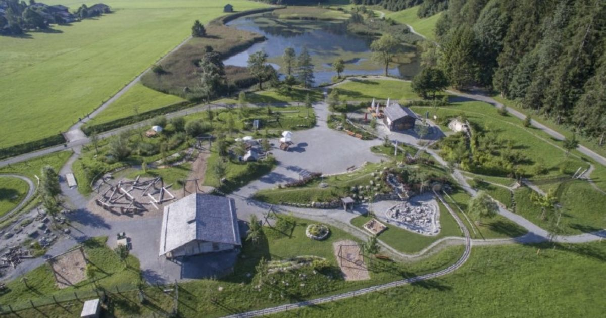 Alpkultur Spielplatz Lenk