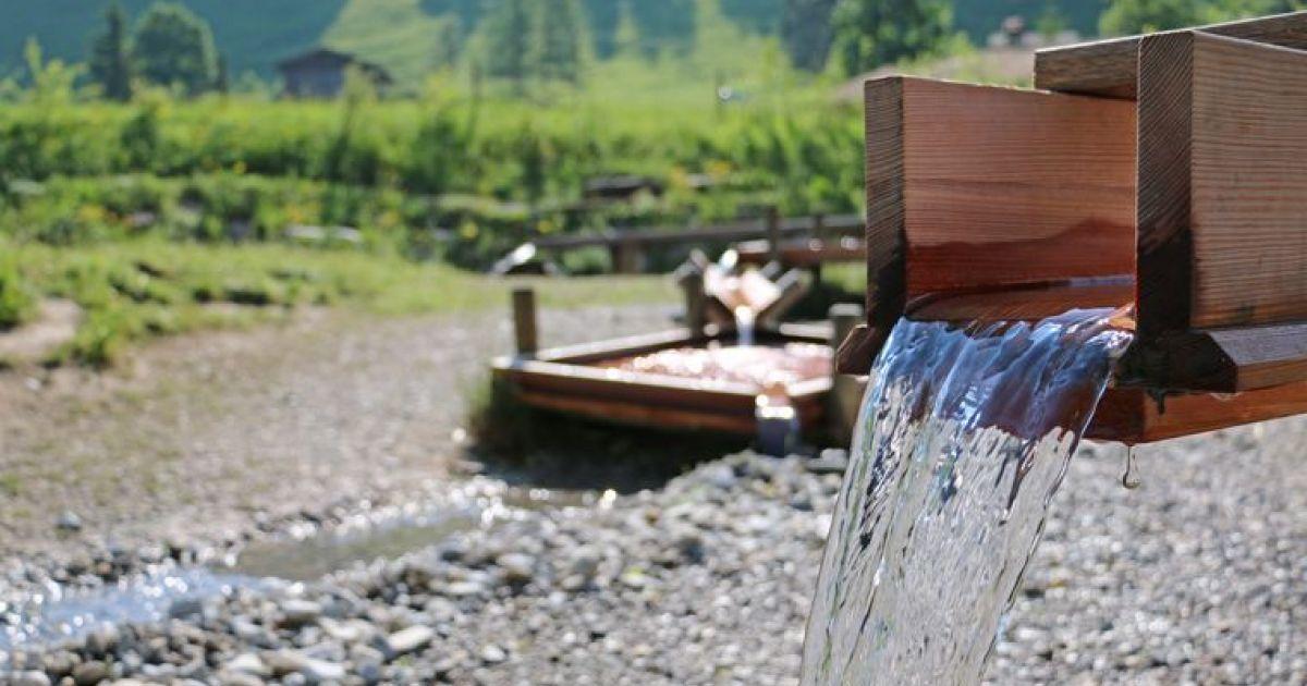 Spielplatz Gwunderwasser im Diemtigtal