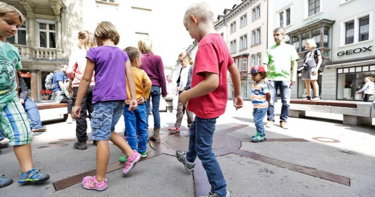 Spielweg St. Gallen