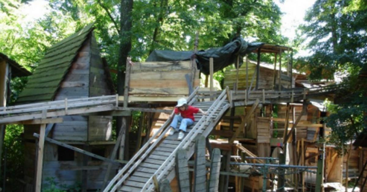 Robinson-Spielplatz