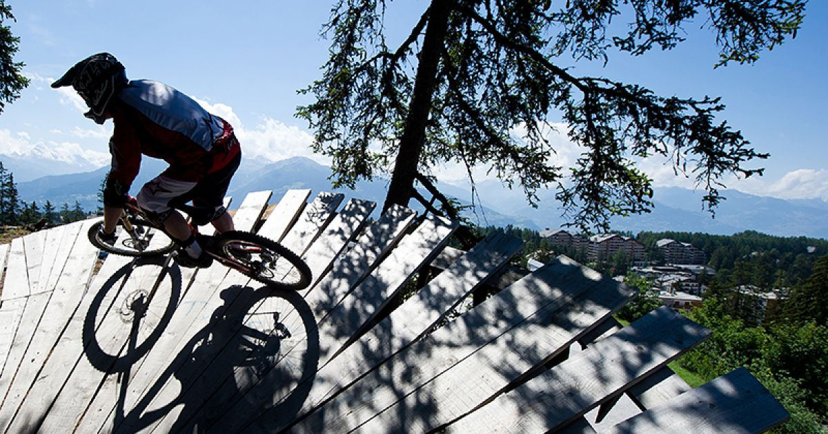 Bike Park Crans Montana