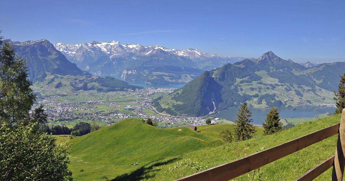 Panoramarundweg und Erlebnispfad Engelstock