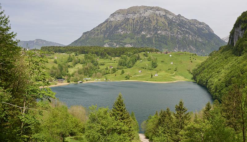 Naturnahes Campingerlebnis am Seelisberger Seeli