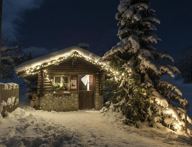 Weihnachtsweg Aeschi