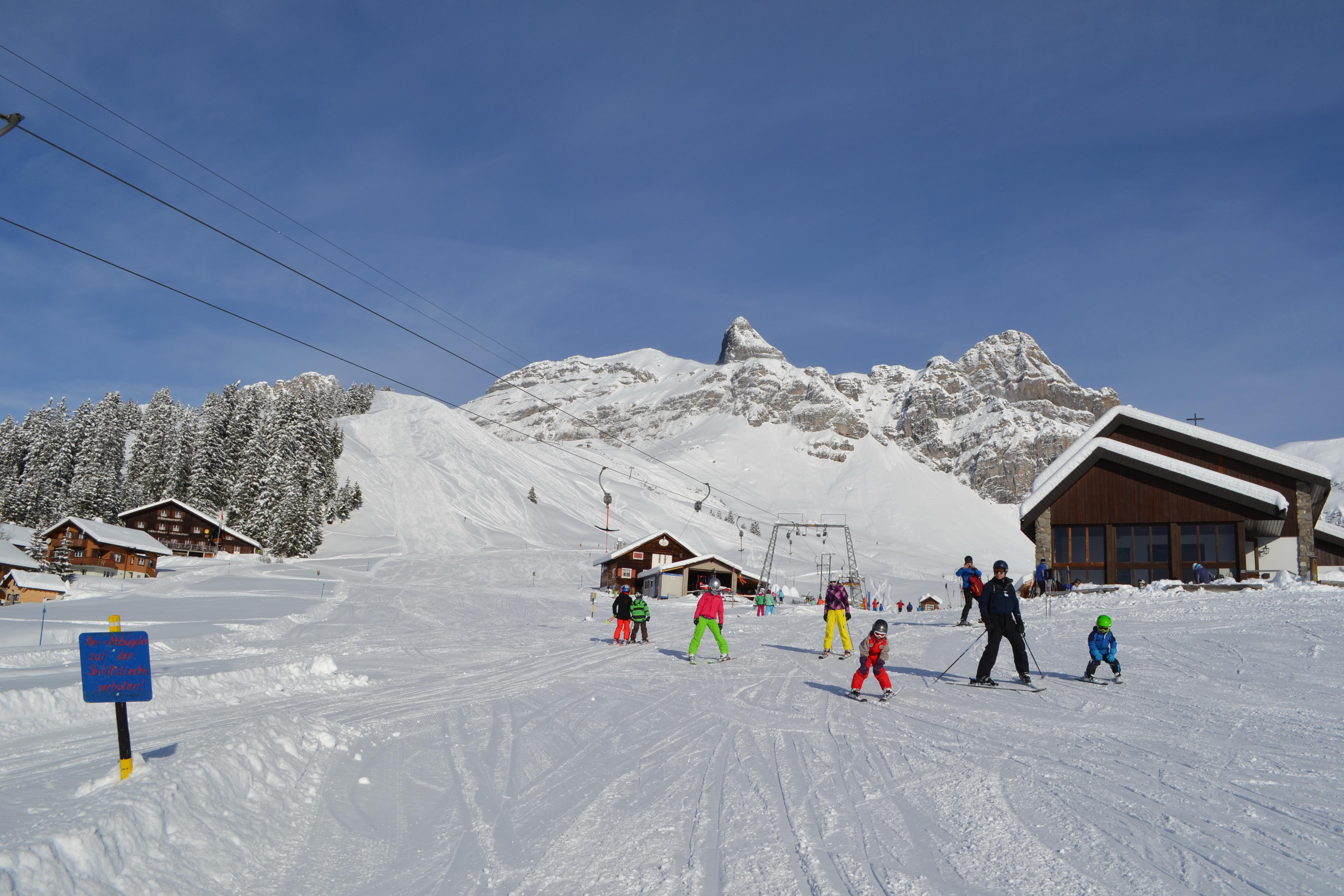 Skispass im Skigebiet Biel Kinzig