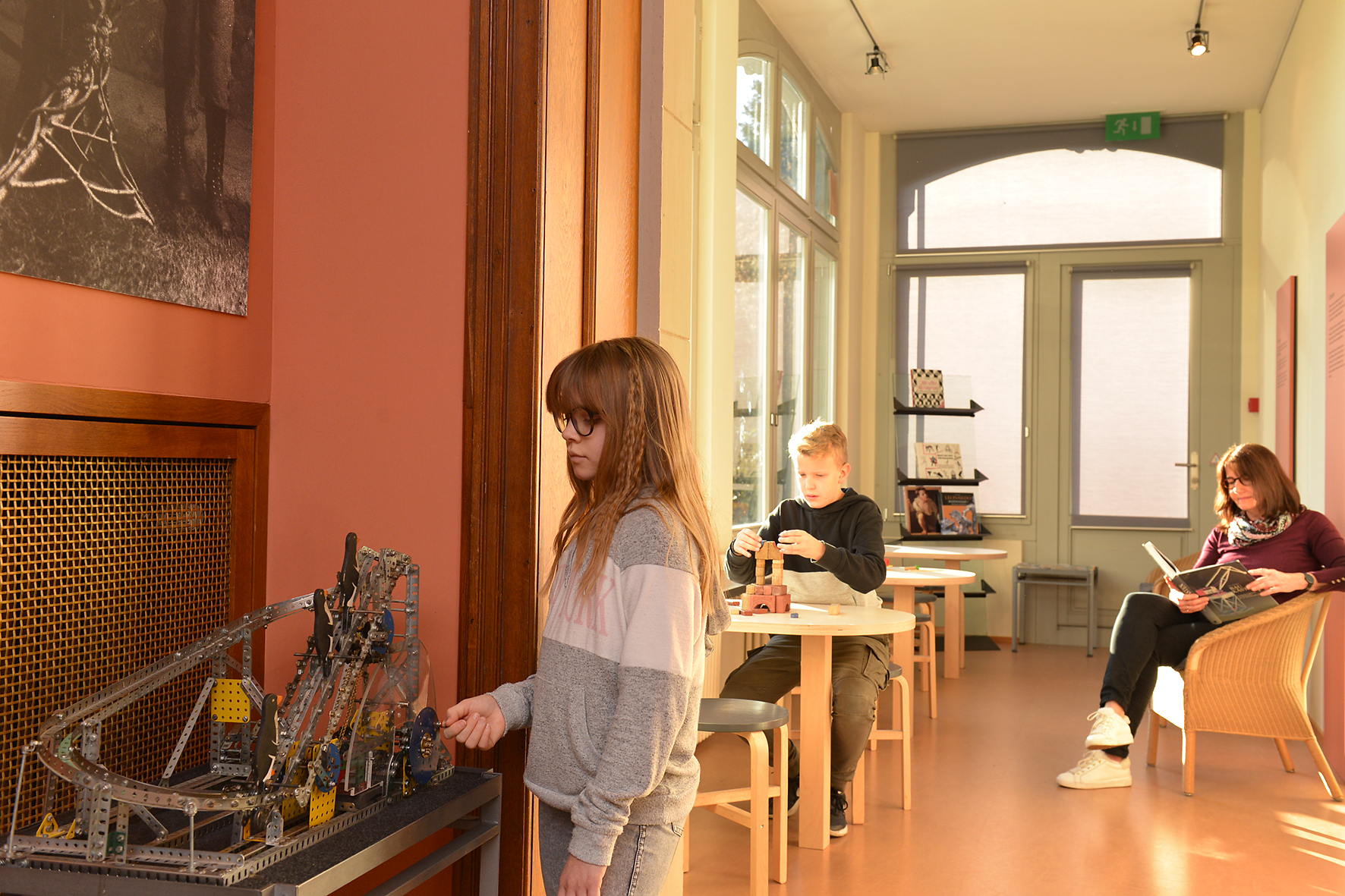 Im Kindermuseum Baden gibt es Spannendes für kleine und grosse Entdecker