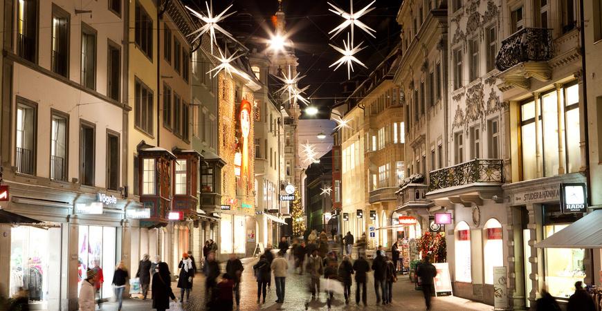 St. Gallen Sternenstadt