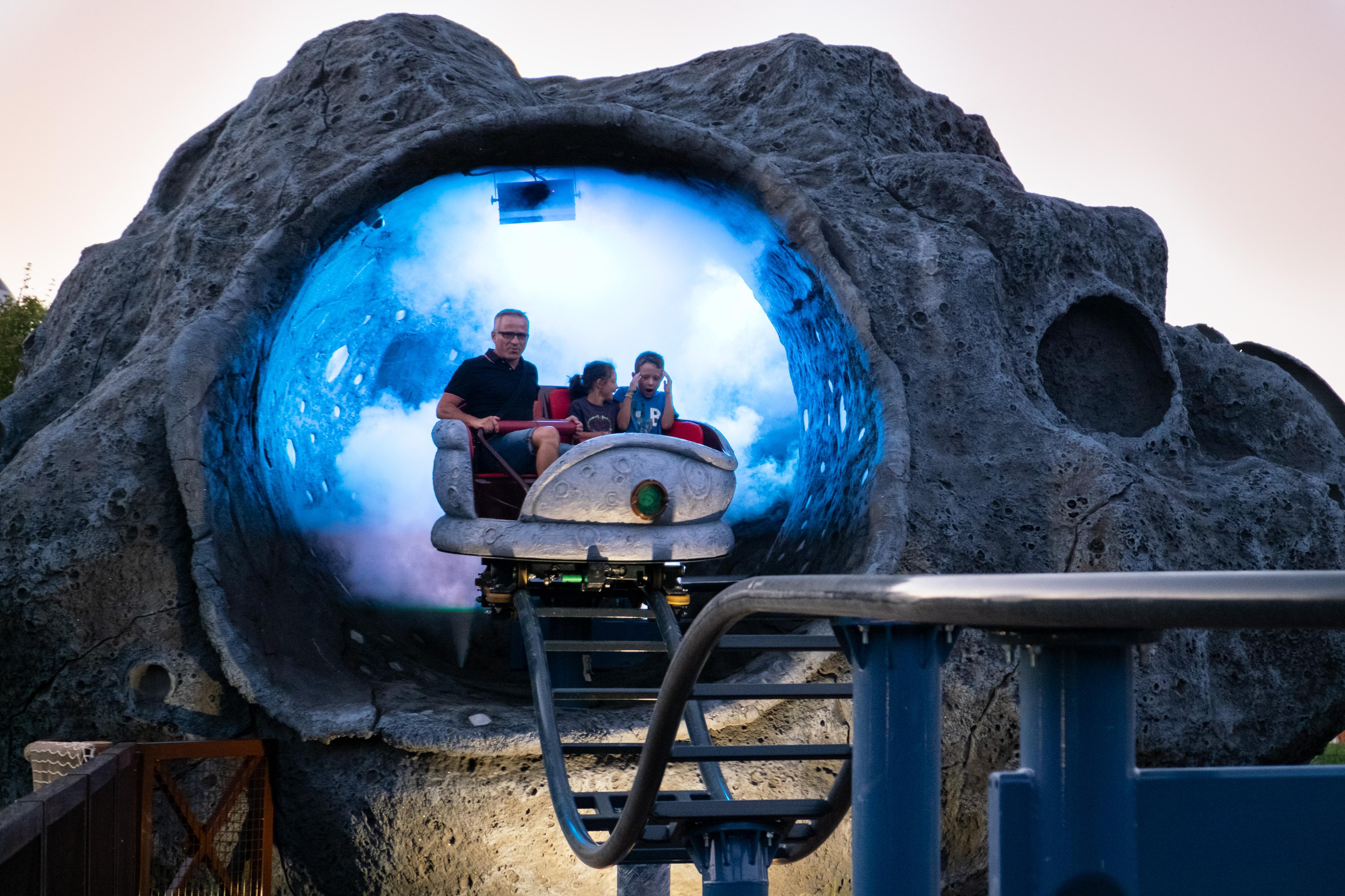 Familienerlebnis im französischen Freizeitpark Petit Prince