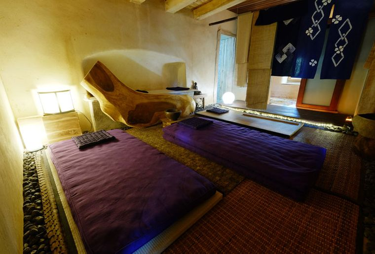 In den Moulins de Vies finden Besucher Ruhe und Entspannung