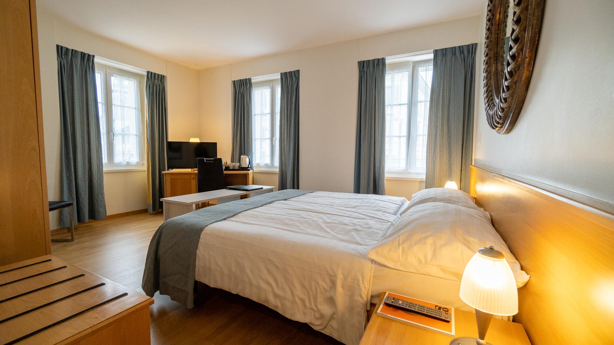 Hotel du Cheval Blanc Bulle