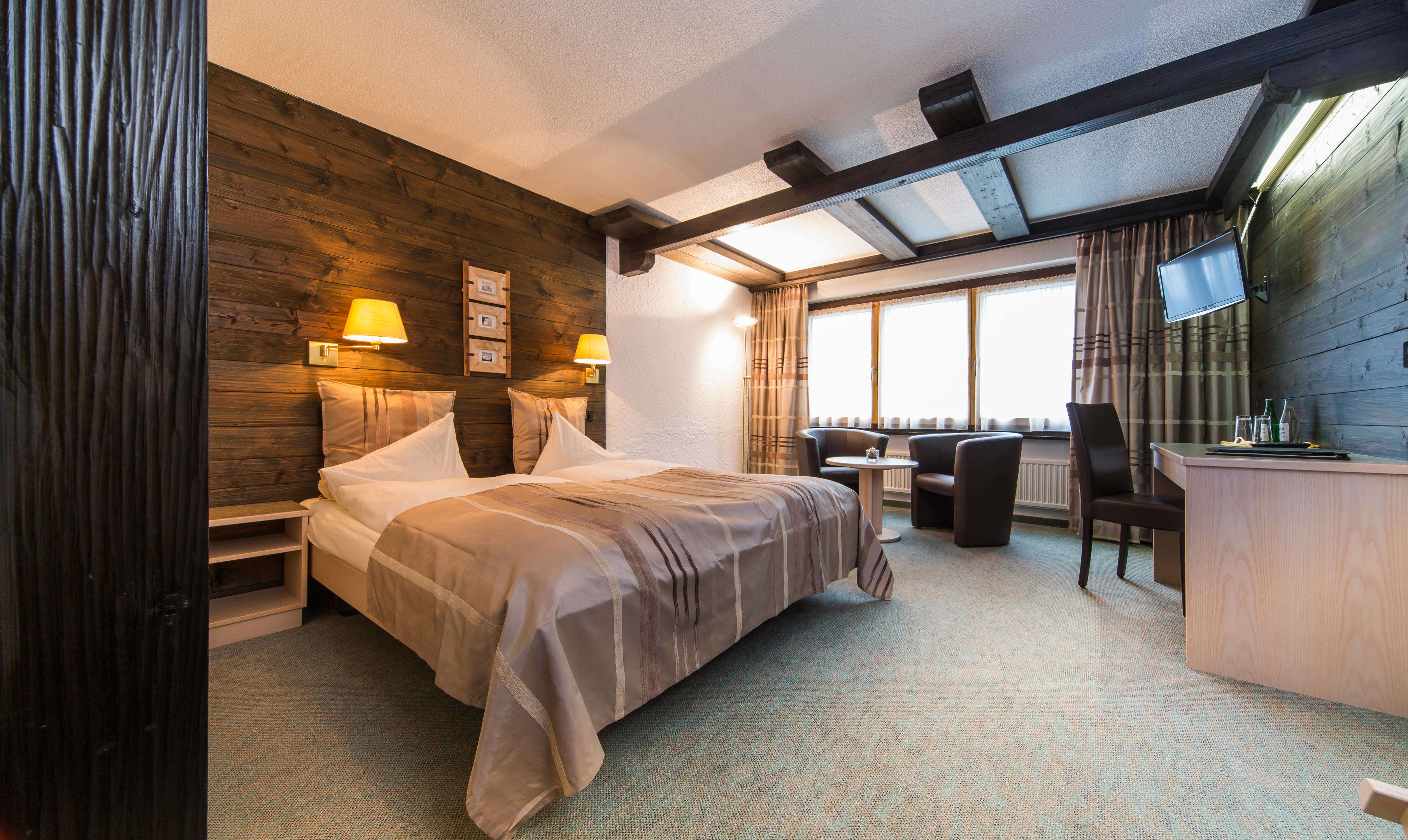 Hotel Relais Bayard in Susten