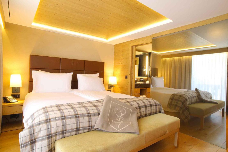 Das Hotel de Rougemont & Spa
