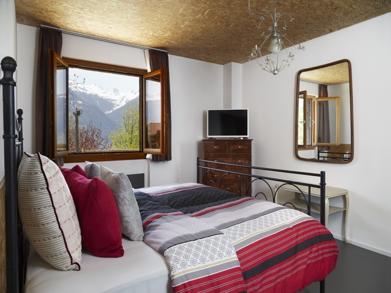 Das Hotel La Forge de Diogne in Crans Montana