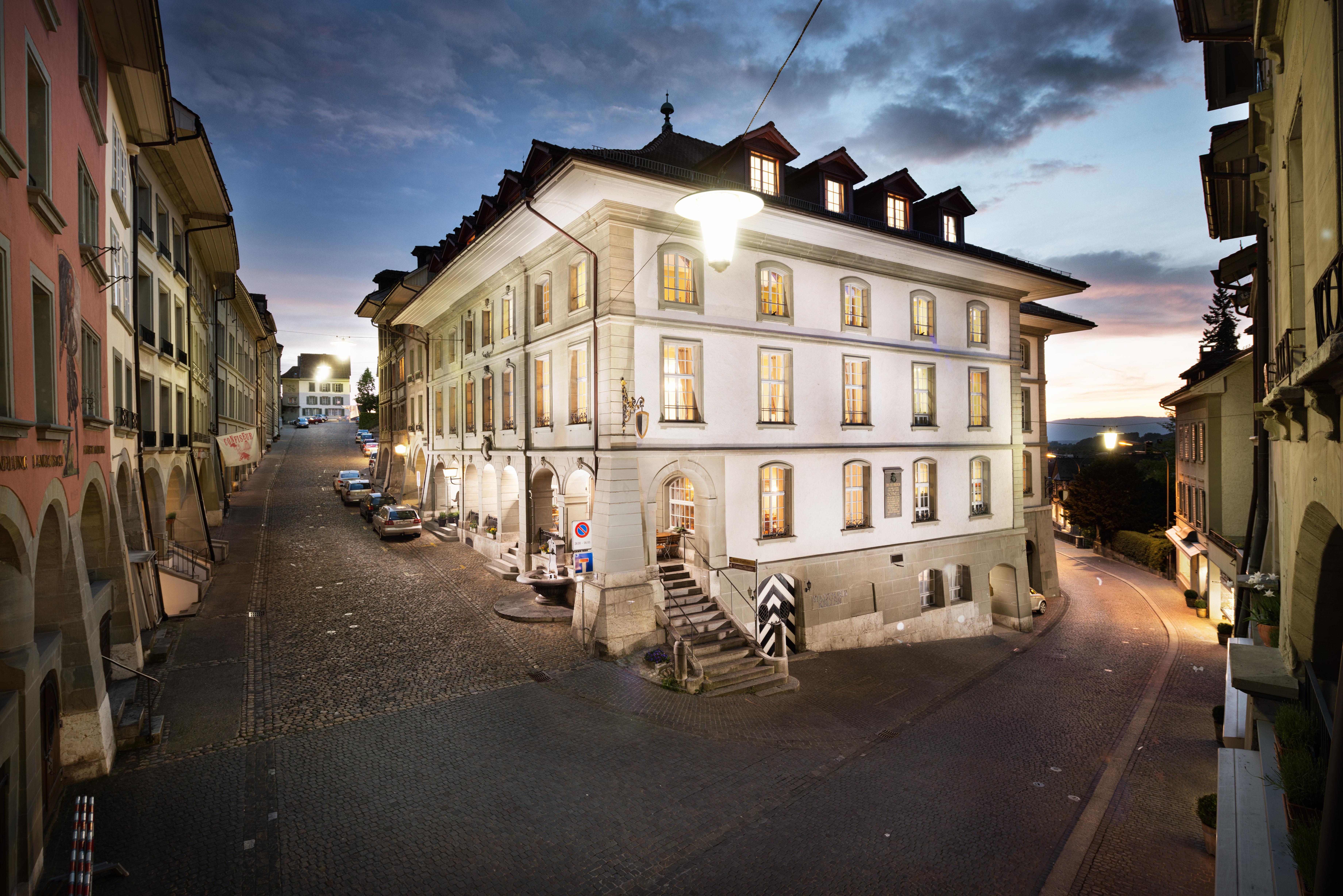 Das Romantik Hotel Stadthaus Burgdorf