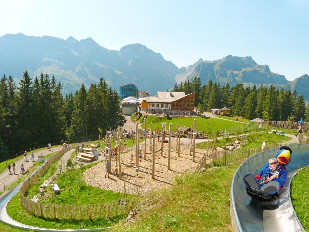 Globis Alpenspielplatz