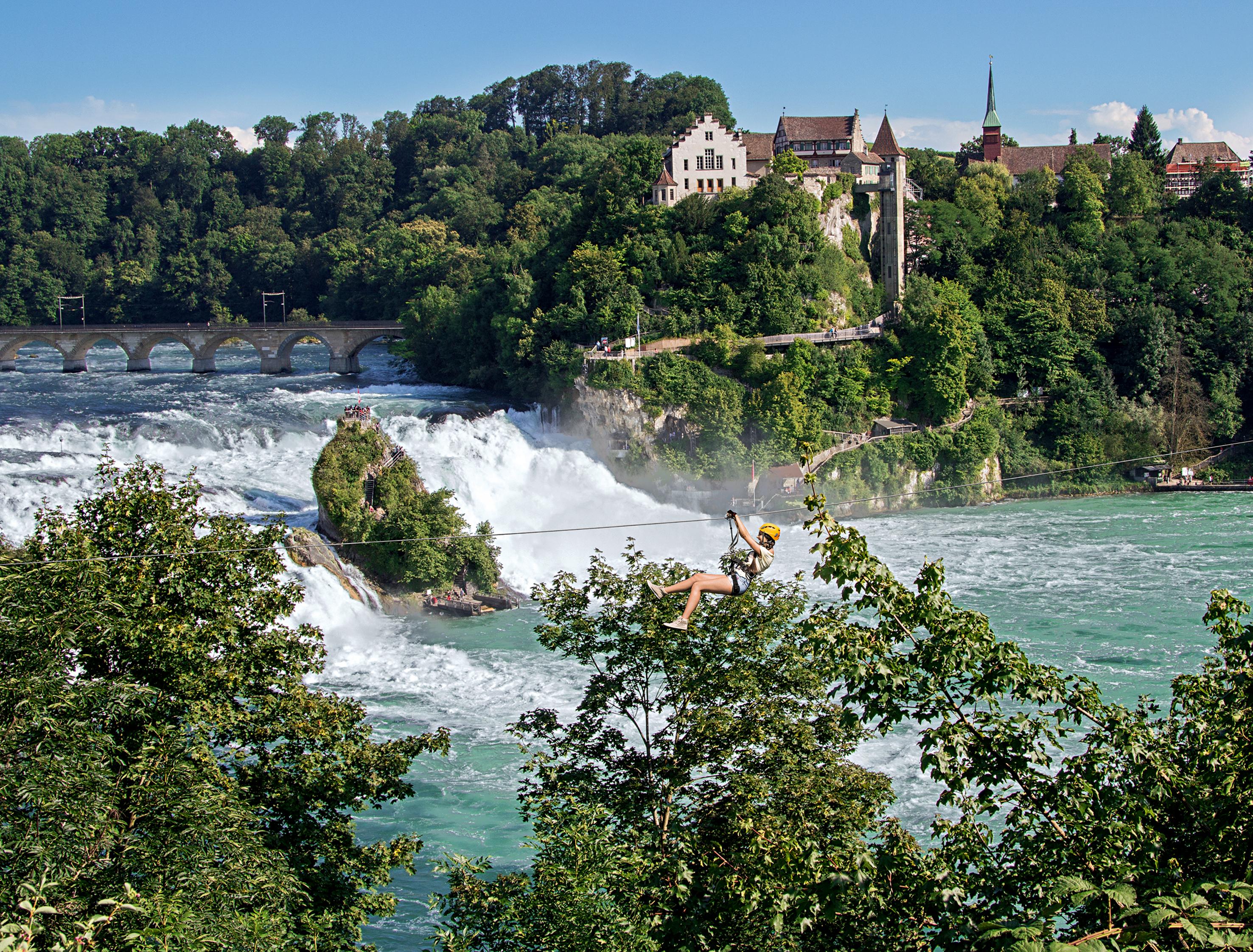 Adventure Park am Rheinfall