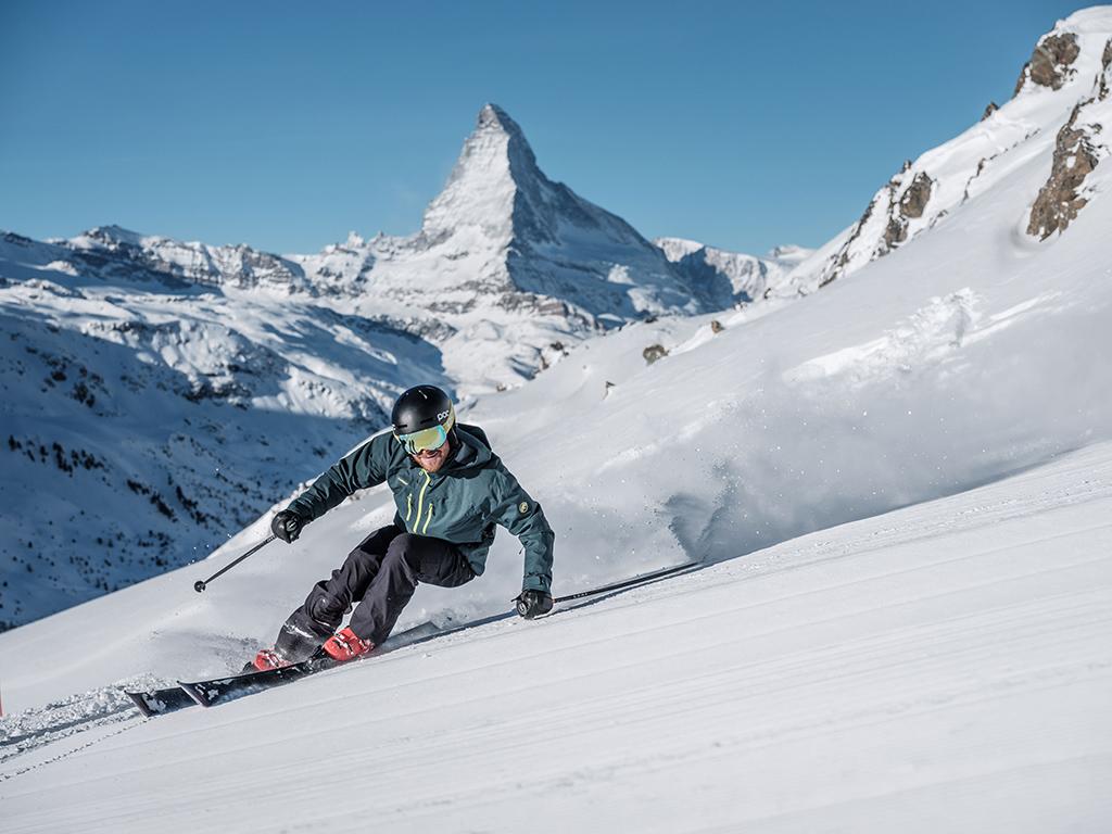 Skipiste Zermatt