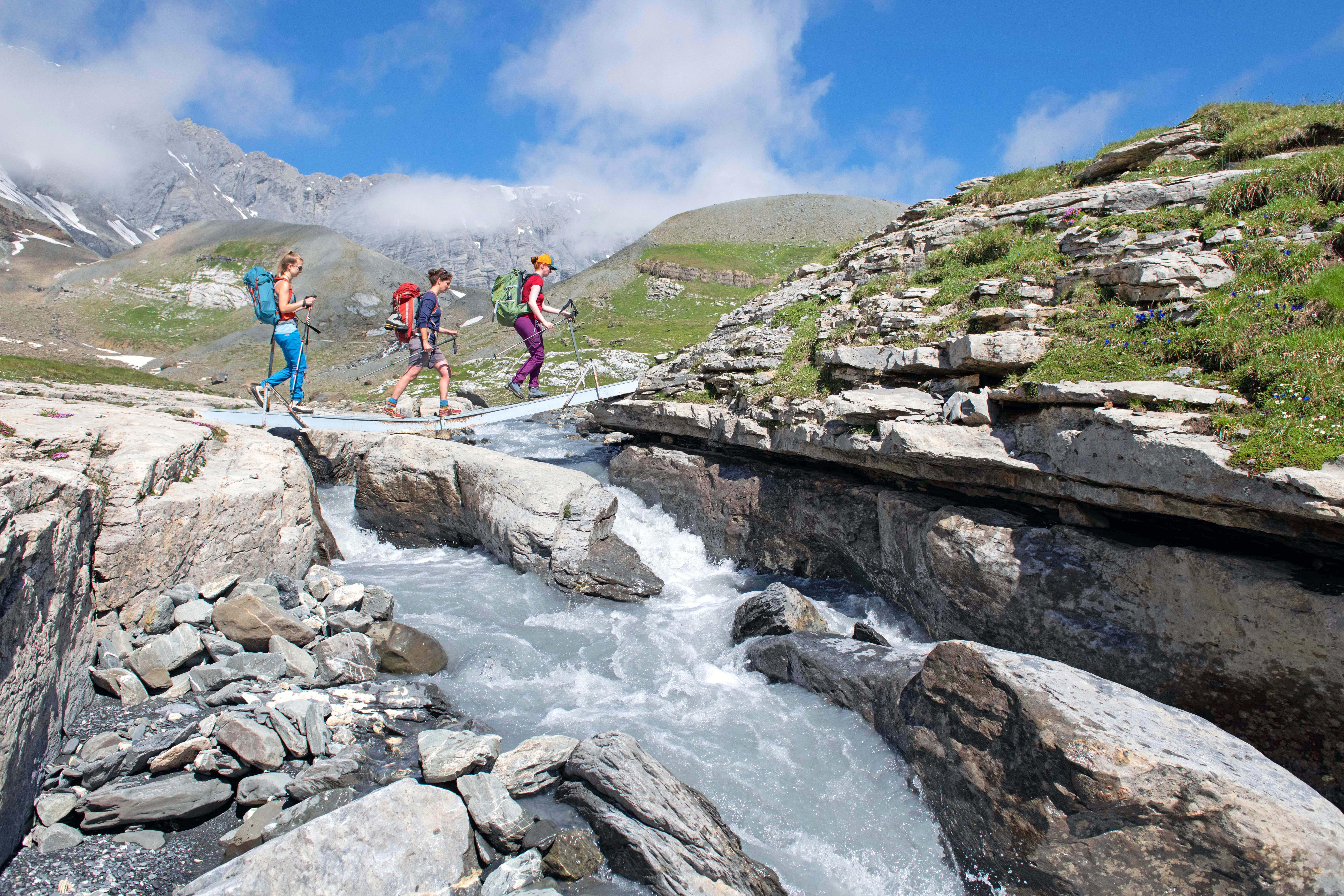 Wandern im Glarnerland Glarus