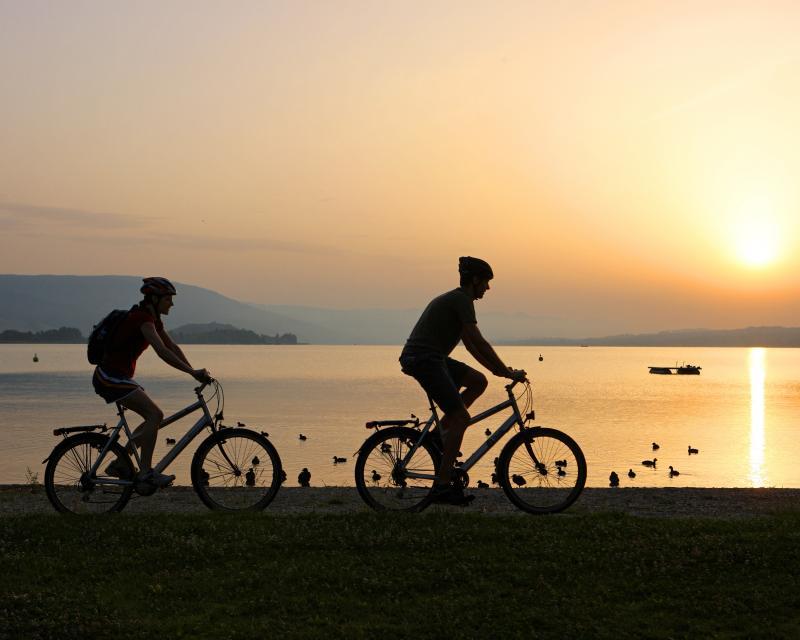 E-Bike Tour Murten